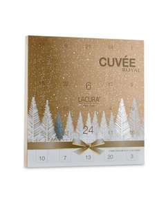 Lacura cuvee advent calendar reduced in store only £6.99 Aldi