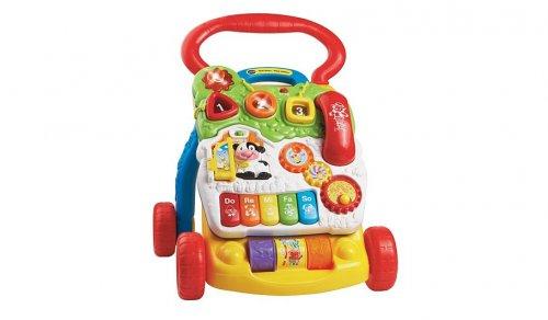 Vtech First Steps Baby Walker - Yellow £18.00 @ Asda direct