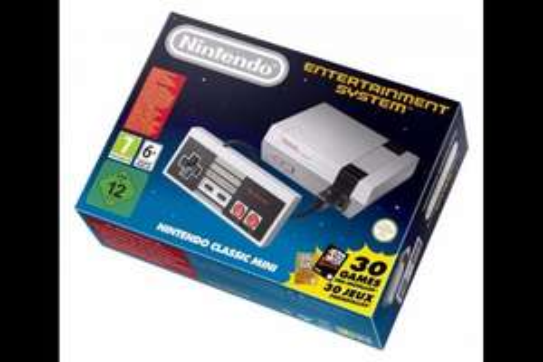 Nintendo Classic Mini (NES console) £49 @ Tesco Direct
