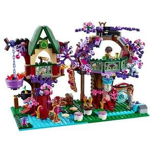 Lego Elves 41075: The Elves' Treetop Hideaway £20 @ Amazon