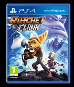 Ratchet and clank (PS4) £14.99 preowned / call of duty advanced warfare (ps4/xbox one) £4.99  preowned @ GAME