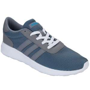 Mens adidas Neo Lite Racer Trainers In Grey - £29.99 @ GTL Outlet ebay