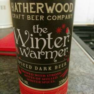 Don't be corny - Winter Warmer Beer 2 bottles of 330ml 5.5% for £1.50 @ Lidl