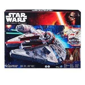 Star Wars The Force Awakens Battle Action Millennium Falcon - £36 @ Amazon