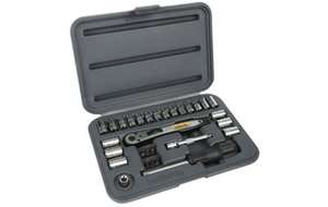 Halfords 30 piece socket set 1/4 inch drive £12.75 each or 2 for 17.75