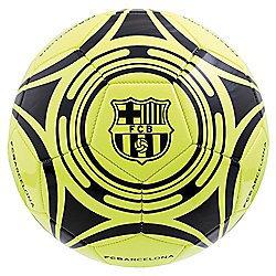 Barcelona size 5 football's £2 size 1 £1.50 instore @ Tesco (Sheffield)