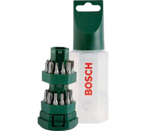 Bosch 25 Piece Screwdriver Bit Set 1/2 PRICE £7.49 WAS £14.99 ARGOS (FREE C+C)