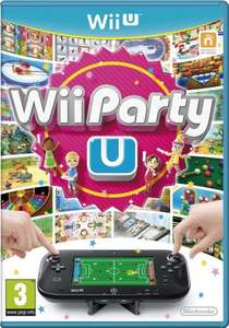 Wii Party U £14.13 (Prime) £16.12 (non prime) from Amazon - temporarily OOS