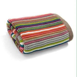Mamas & Papas Timbuktales Baby Knitted Blanket 70cm x 90cm was £29 Now £10