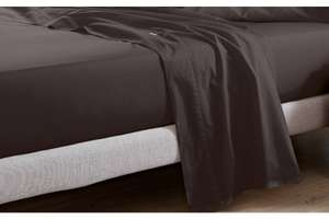 Sheridan 300tc cotton percale UK King fitted sheets £9.00 absolute steal!!!  Free P&P too