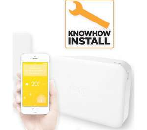 Tado Smart Thermostat v3, Extension Box and Installation £199.99 - inc Delivery @ Currys