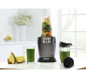 Nutri Ninja BL480UKSG Blender with Auto IQ - Space Grey £69.99 @ Argos