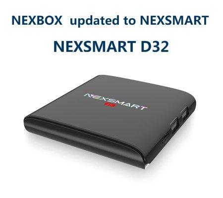 NEXSMART D32 TV Box KODI 16.1 - £17.63 @ Gearbest