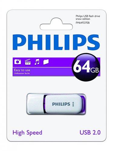 Philips Snow Edition 64 GB USB 2.0 Pen Drive - £144.11 Amazon