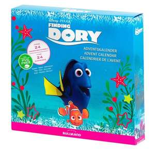 Finding Dory Advent Calendar - 24 Surprises £14.99 @ Amazon via Smart Games
