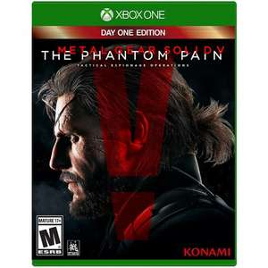 Metal Gear Solid V - The Phantom Pain - Day One Edition (XBOX One) @John Lewis