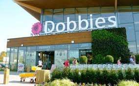 Dobbies Black Friday event 23//11/16 - 28/11/16