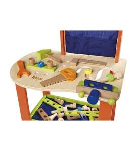 Personalized Kids Work Bench 70% Off - Studio £14.99 (with Code 029)