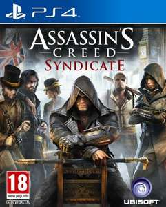 Assassins Creed Syndicate - PS4 ONLY at Gameseek for £14.73