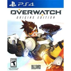 Overwatch Origins Edition PS4/Xbox One £25 @ Tesco Direct