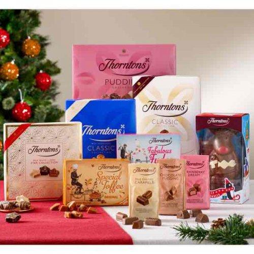 Thorntons Christmas Mega Bundle half price £25 +shipping