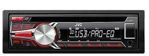 JVC KD-R451 Car Stereo Head Unit Radio MP3 Player USB Front Rear AUX LCD Display £10 + postage - £12.99 @ Halfords / Ebay