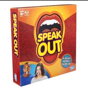 Speak out back in stock at Tesco Direct, reduced to £18.95