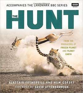 For Planet Earth II fans The Hunt Hardback book £5 @ The Works, Free Click and Collect