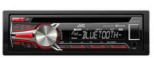 JVC KD-R851BT In Car Stereo Head Unit Radio MP3 Player Bluetooth USB AUX - £30 from Halfords (via eBay)