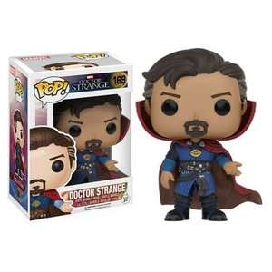 DOCTOR STRANGE MOVIE POP! VINYL FIGURE £6.99 @ Pop In A Box