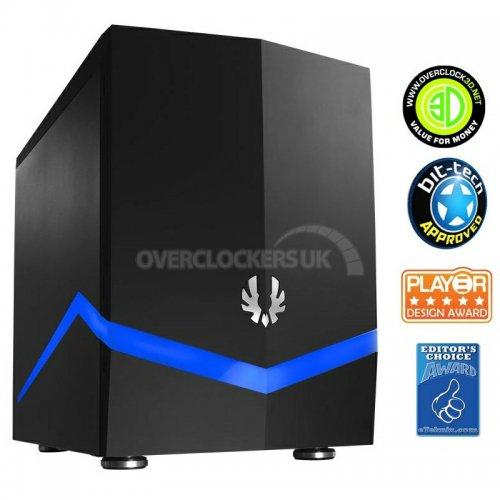 Bitfenix Colossus Mini-ITX Black @ Overlockers £35.45 Delivered