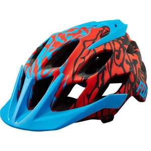 Fox Clothing Flux Cauz Helmet - 2016 £29.99 @ Tweeks Cycles - Was £72 - Bike MTB