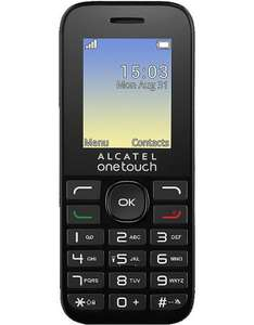 Alcatel OneTouch 10.16G - Carphone Warehouse Black Friday - FREE with £10 topup