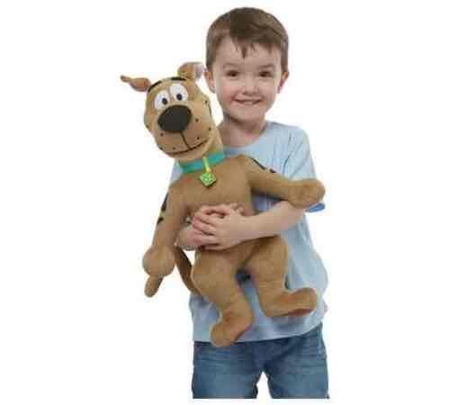 scooby Doo plush sound effect soft toy £11.99 @ Argos (Free C&C)