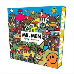 Mr. Men: Deluxe Treasury: The Complete Collection For £10.00 @ Amazon