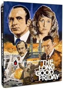 The Long Good Friday Steelbook [Dual Format Blu-ray + DVD] £8.99 (£10.98 Non Prime) @ Amazon