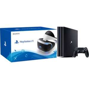 PlayStation 4 Pro 1TB + PlayStation VR £689 @ Zavvi