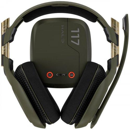 ASTRO A50 Wireless Headset Bundle Halo Edition - Black (Xbox One) £189.99 @ Zavvi
