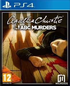 Agatha Christie: The ABC Murders PS4 £11.99 @ Zavvi