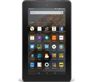 """Amazon Fire Tablet, 7"""" Display, Wi-Fi Model, 8 GB £29.99  the 16GB model at £39.99 Currys/PC World"""
