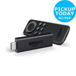 Amazon Fire TV Stick - 8GB £24.95 @ Official Argos Shop on ebay (FREE Click & Collect)
