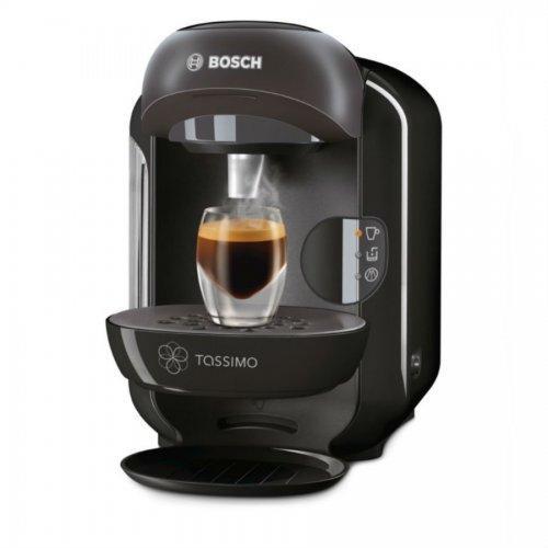 Bosch Tassimo Vivy II Hot Drinks & Pod Coffee Machine – Black @ RobertDyas for £31.99
