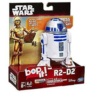 R2D2 Bop It £9.49 at Tesco free click and collect (also £9.49 at Amazon but Prime members only)