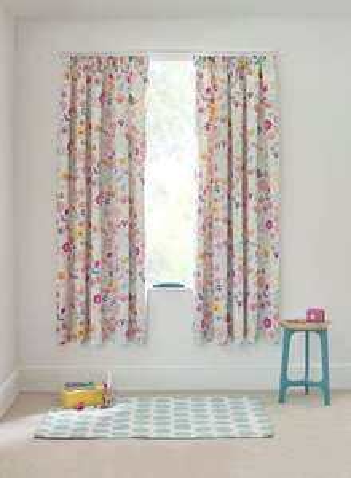 girls room curtain £15 Next