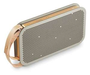 B&O PLAY by Bang & Olufsen Beoplay A2 Bluetooth Speaker - Grey, Black or Champagne Grey - £149 delivered at Amazon