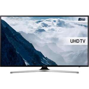 "Samsung UE55KU6020 4K HDR TV 55"" £559.00 with code GET40 @ ao.com"