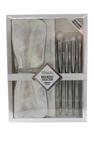 Real Techniques Bold Metals Essentials Kits HALF PRICE £20.00 @ Boots