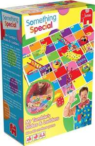 Something Special (Mr Tumble) Jumbo Snakes and Ladders £1.99 @ Home Bargains