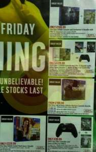 (Friday only) Argos Black Friday Gaming deals!