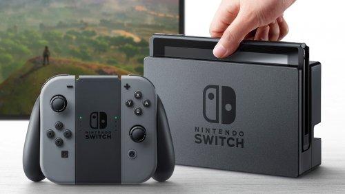 Nintendo Switch (Pre-Order) at Gameseek for £198.50 (pre-order price guarantee)